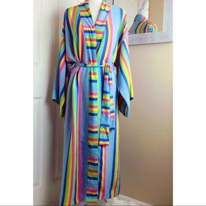 90s Victoria's Secret Vintage Robe Kimono